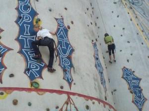 Silo Climbing
