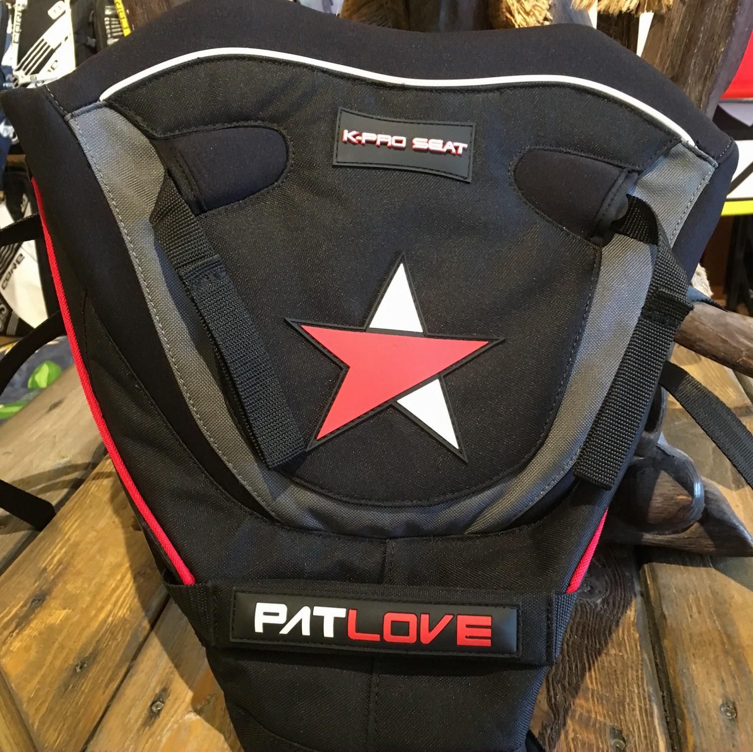 Pat Love K Pro Seat