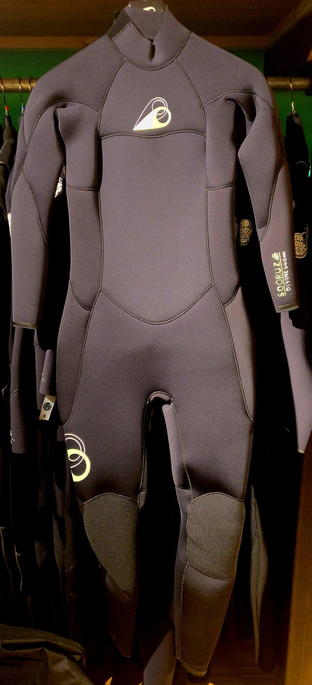 Soöruz Wetsuit Ladies